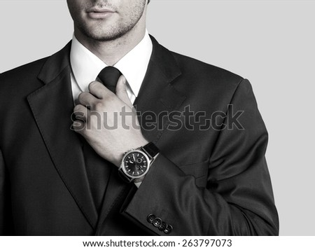 Adult, ambitious, attractive. - stock photo