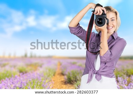 Adult, art, attractive. - stock photo