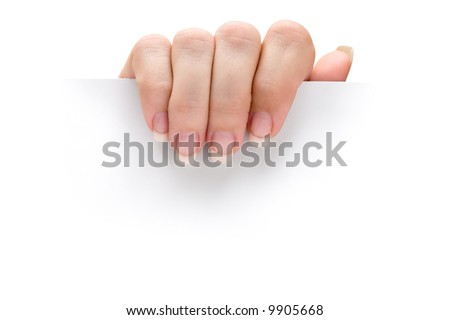 Advertising - stock photo