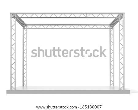 Advertising design - stock photo