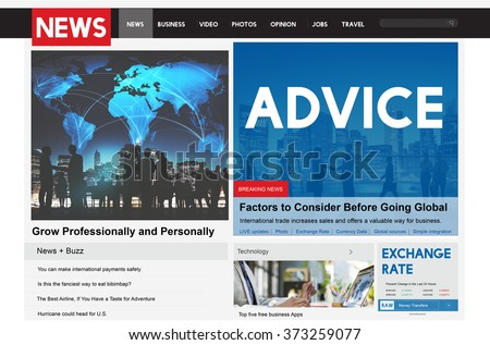 Advice Consultant Suggestion Support Adviser Concept - stock photo