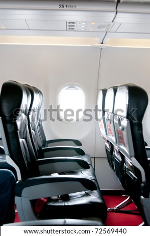 Aeroplane Chair - stock photo