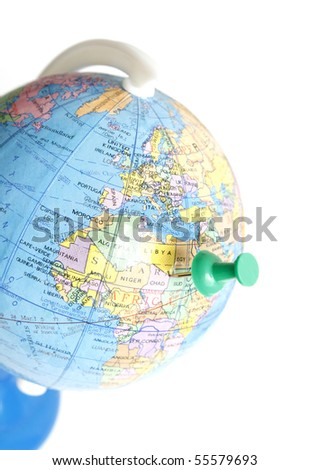 Africa - stock photo