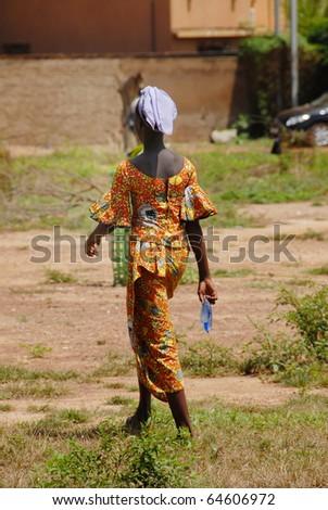 African women - stock photo