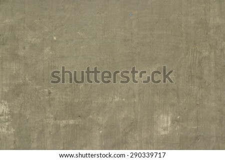 Aged colored stucco on the wall - stock photo