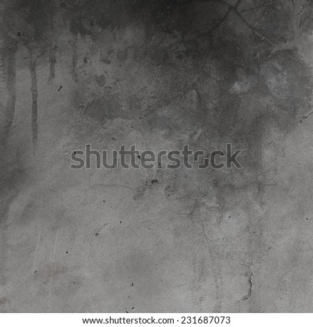 Aged concrete background - stock photo