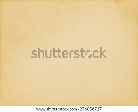 Aged paper texture can be used as background - stock photo