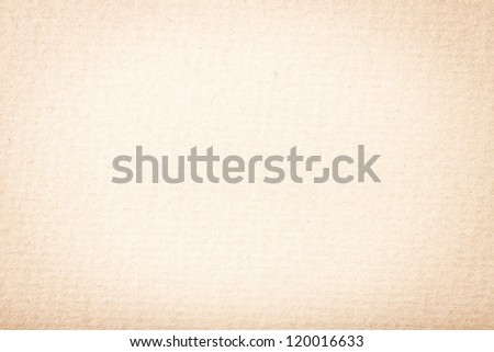 aged paper texture with vignette - stock photo