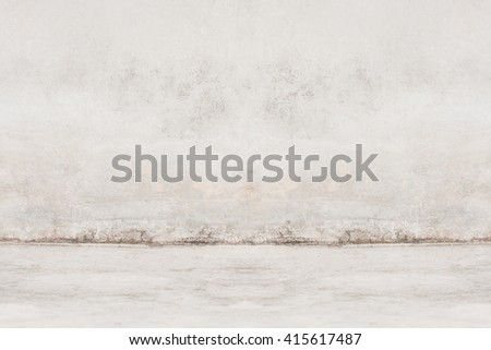 Aged street concrete wall texture , concrete wall texture - stock photo