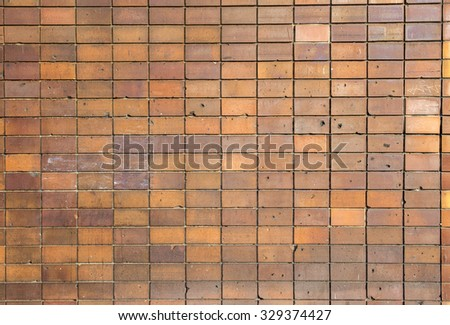 Aged tiles texture or background - stock photo