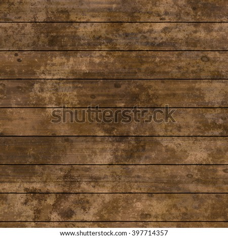 aged wooden background - stock photo