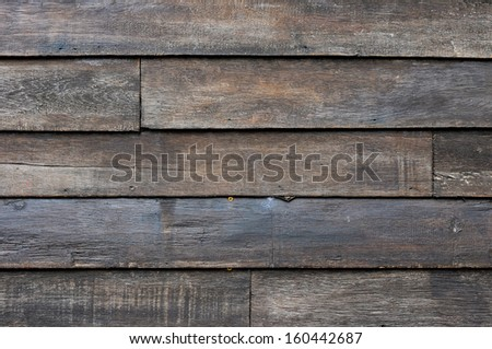 Aged Wooden Background for background.  - stock photo
