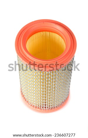 Air filter - stock photo