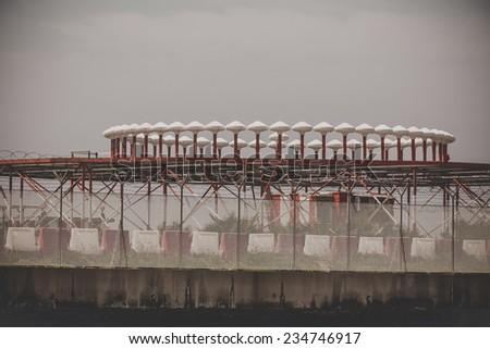 air traffic control, - stock photo