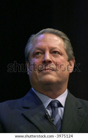 Al Gore - stock photo