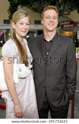 """Alan Tudyk attends Los Angeles Premiere of """"Knocked Up"""" held at the Mann Village Theatre in Westwood, California, on May 21, 2007.  - stock photo"""