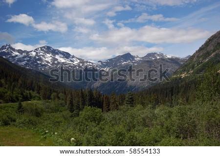 Alaska - stock photo