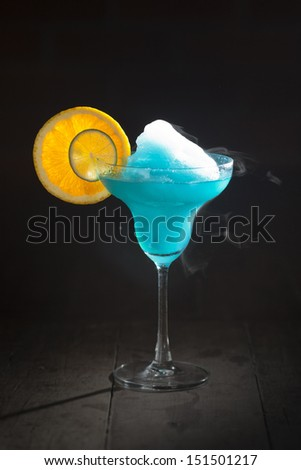 Alcohol Cocktails - stock photo