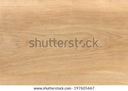 Alder. High resolution natural wood texture, no scratches, no dust. - stock photo