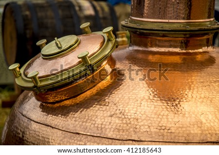 alembic - stock photo