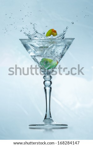 Alkochol Drink - stock photo