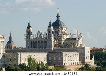 Almudena - stock photo