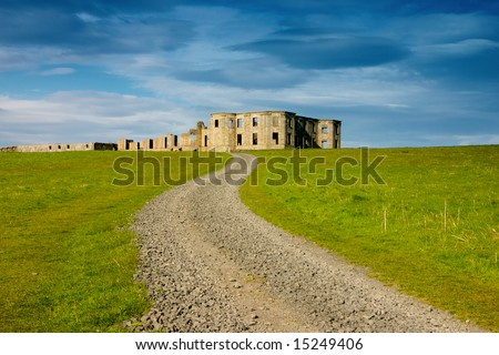 amazing castle from Northern Ireland
