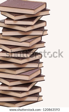 American Old Dictionary - stock photo