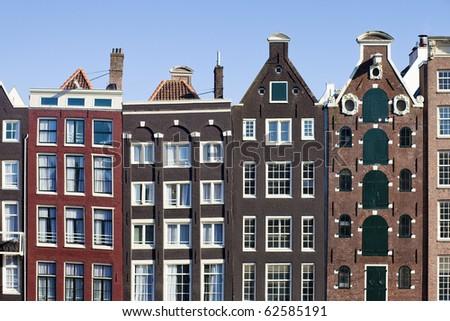 Amsterdam, Netherlands - stock photo