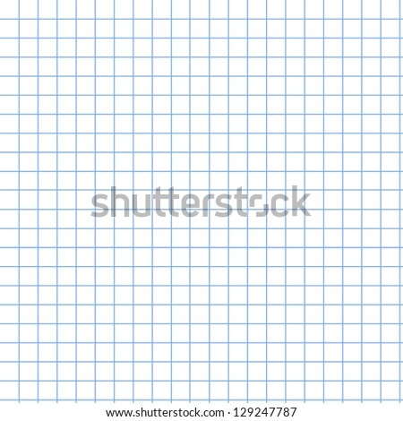 An illustative grid  graph pattern or background - stock photo