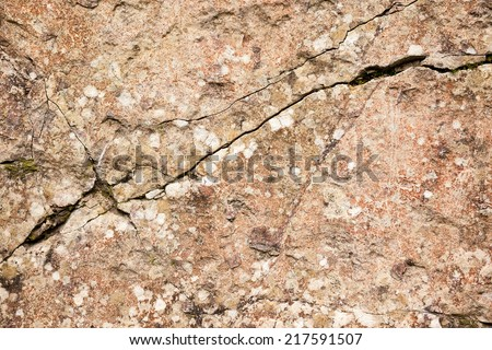 An image of a nice brown stone texture - stock photo