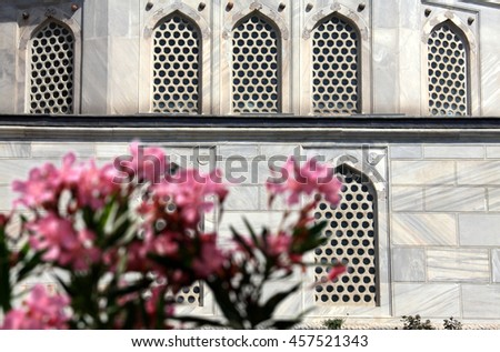an image of architectural detail - stock photo