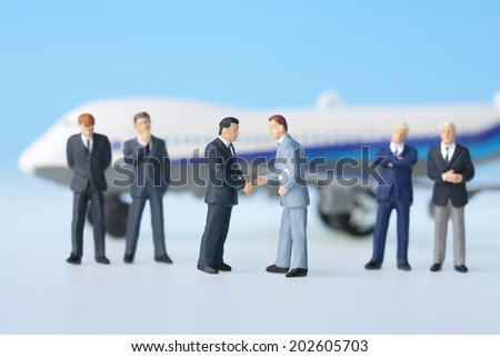 An Image of Business Man - stock photo