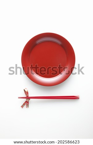 An Image of Japanese Dishes - stock photo