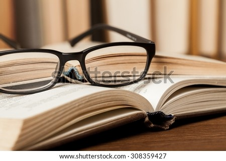 Analyze. - stock photo
