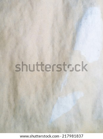 ancient old papar for background - stock photo