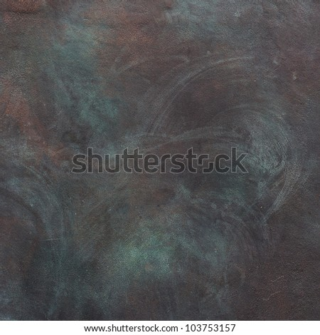 Ancient rusty texture - stock photo