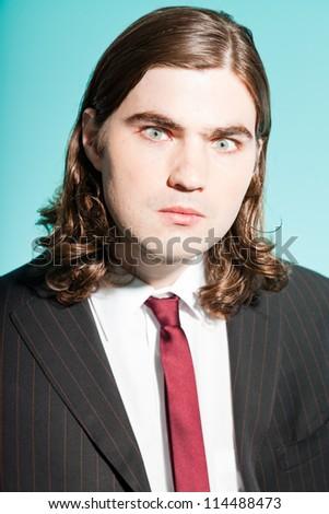 man serious wearing young stock photos man serious