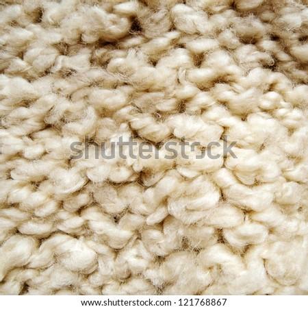 Animal fur background - stock photo