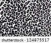Animal print texture - stock photo