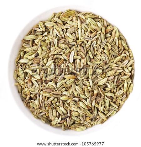 Pimpinella Anisum Seed Anise Pimpinella Anisum on