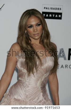 ANTIBES - MAY 20: Jennifer Lopez at the AMFAR Cinema Against Aids Gala at the Hotel Du Cap on  May 20, 2010 in Antibes, France - stock photo