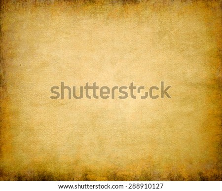 antique cracked paper texture - stock photo