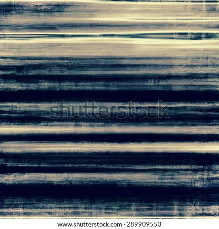 Antique grunge background with space for text or image. With different color patterns: brown; gray; blue; cyan - stock photo