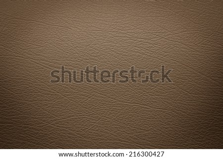 Antique leather texture background - stock photo