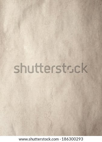 antique paper good as a background - stock photo