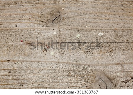 Antique wood board texture background - stock photo