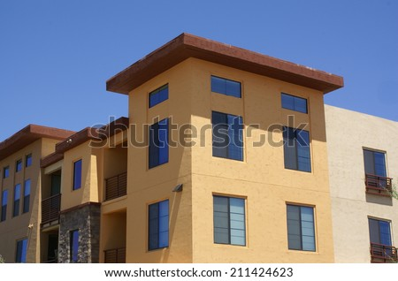 Apartment - stock photo
