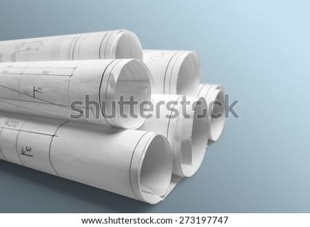 Apartment, architect, architectural. - stock photo