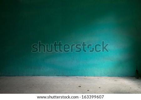 aquarium background - stock photo
